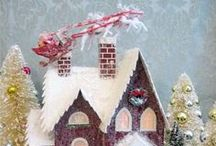 Christmas Villages/Houses