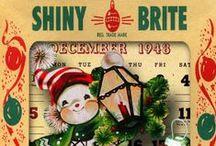 Whimsical Christmas / Cute, joyful and just plain fun! / by Sue Hirtle