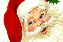 DeAr OLd SaNta cLaUs Part 3 / I love Santa, what can I say!!! / by Sue Hirtle