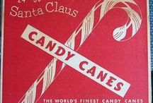 24 Candy Cane Lane / Can you imagine a Christmas without candycanes? Me either.