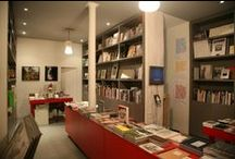 Bookshop Christmas exhibition  / Books ans objects sélection for Christmas