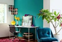 moodbord colorfull style / Determine what style you like