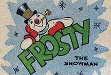 Frosty The Snowman / by Sue Hirtle