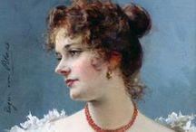 *Master Portrait Painters II / by John Babich