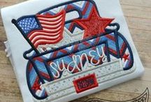 4th of July designs / Designs perfect for the 4th of July