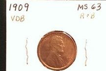 Lincoln Cents / Inventory and prices subject to change. Call (920) 432-5950 for current stock.