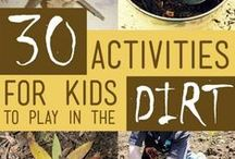 Outdoor fun! / Looking for new things to do outside? We got you covered!