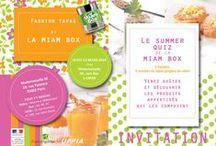 Miam box - Fashion Tapas