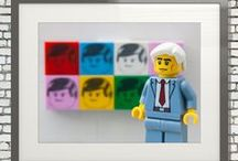 Lego Minifigures / Supporting our love for Lego Minifigures.