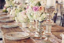 Bryllup  Wedding / Inspirasjon til bryllup