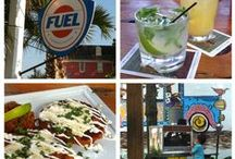 Restaurants I've eaten at. / by Toni Metzke Lopez