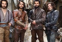 The Musketeers / The Musketeers