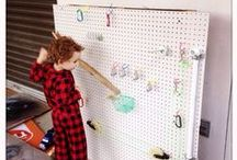 Little Engineers / Where you can find building ideas for little inventors and engineers.