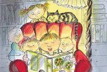 """Livres ≧◠◡◠≦  Books / Le bonheur de la lecture - """"Une bibliothèque n'est pas un luxe, mais une des nécessités de la vie. Henry Ward Beecher """"  The happiness of reading – """"A library is not a luxury, but one of the necessaries of life. Henry Ward Beecher"""""""