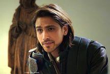 Luke Pasqualino/The Musketeers / Luke Pasqualino
