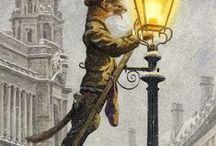 Lampadaires ≧◠◡◠≦  Streetlights