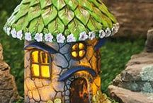 Little decor houses / cute houses for your home ^_^