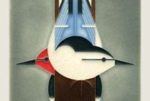 charley harper & others