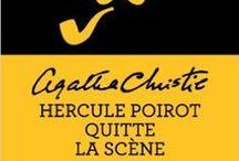 Livres d'Agatha Christie