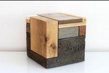 Cubes & Volumes géométriques / parallèpipèdes, cubes, pavés...