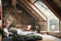 Renderlands / Fascinating ideas for interior renders, mostly lofts.