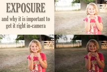 Exposure / Learning exposure is the first step you should take when it comes to understandind photography. Read our tutorial on the exposure triangle: http://bit.ly/1N3I This board cover histogram, metering and give tips on nailing the exposure using your camera. We have separate boards for white balance and using light meters