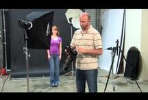 Lighting gear / Dedicated to helping you fight the right lighting tools. We also have seperate boards for light modifier and off camera flash. / by Digital Photography School