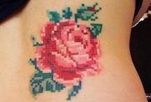 Tattoo / by Svetlana Dobrovolskaya