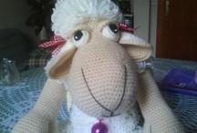 mis trabajos / muñecos tejidos a crochet,amigurumis