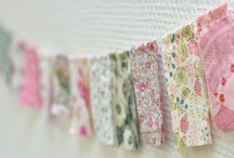 Fabric Garland / by Sweet Subela