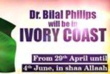 Dr Bilal's Visits