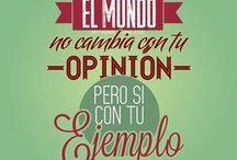 frases y citas / by Rebeca lorente garcia