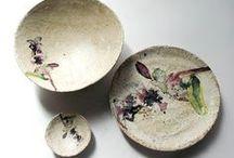 ceramics & wood art