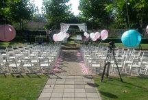 bruiloft lokatie