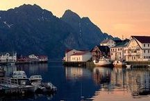Home is where my <3 is / Lofoten, Norway - the place in my heart. The place where I grew up and the place where I live.
