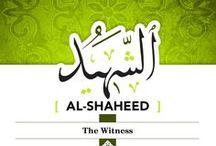 Names of Allaah