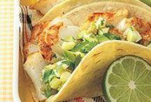 Dinner: Seafood