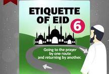 Eid Etiquettes