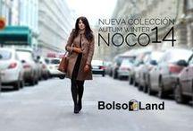 NOCO AW 14 / Bolsos Noco Otoño Invierno 14 en BolsoLand