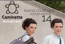 CAMINATTA AW 14 / Colección Otoño Invierno 2014 de Caminatta Bags