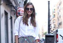 Bloggers / Looks y Outfits de Blogueras de Moda.