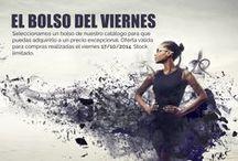 Promociones / Anuncios de promociones de la tienda online Bolsoland.com