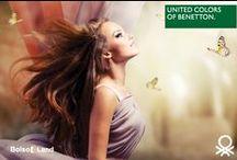 Bolsos Benetton / Colección de bolsos benetton disponibles en www.bolsoland.com