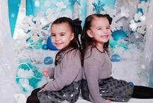 CHRISTMAS COLLECTION / En cada familia, en cada risa de los niños, ahí está la Navidad. Gracias a todos por venir a visitarnos este año. Gracias por llenar nuestra agenda de amor y abrazos.