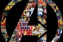 Marvel-ous (Avengers Assemble!) / Anything Marvel or Avengers related.  / by Ada Samuels