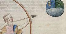 Bow and arrow- Medieval Europe / luky šípy stredovekej čiastočne novovekej európy