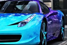 Cars and motorcycles / My Favourite Cars And Motorcycles