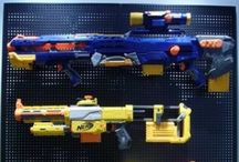 Nerf Gun's / AWESOME NERF GUNS!