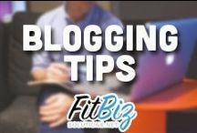 Blogging Tips / by FitBiz Solutions