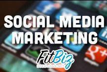 Social Media Marketing / by FitBiz Solutions